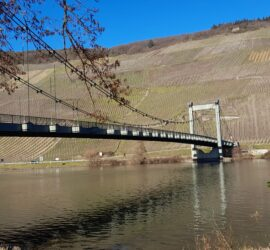 Hängebrücke Mose